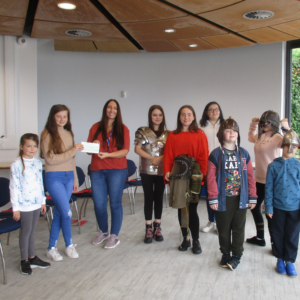 CKDCF lends a hand to west Cumbrian young carers